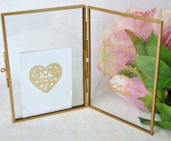 Book design Photo frame